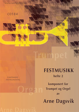 Festmusikk for trompet og orgel, 2