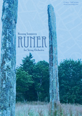 Runer for String Orchestra (Full Score)