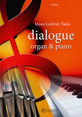 Dialogue - for Organ & Piano