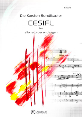 CESIFL - for alto recorder and organ