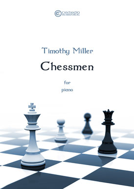 Chessmen - for piano