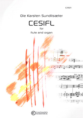 CESIFL - for flute and organ