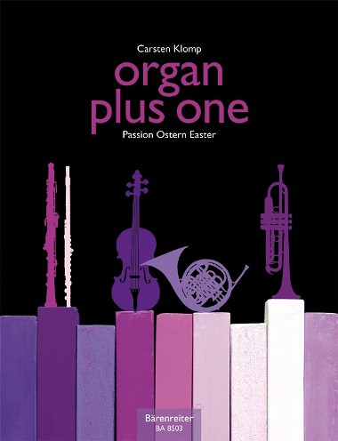 Organ plus One Passion Oster Easter