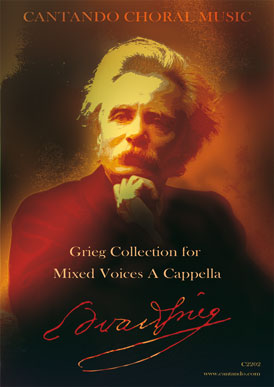 Grieg Collection for Mixed Voices A Cappella