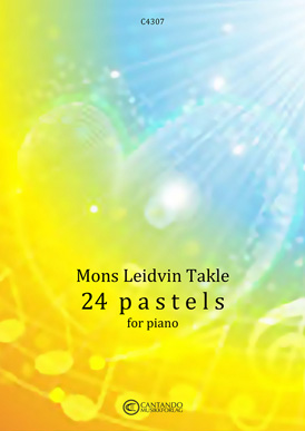 24 pastels (for piano)