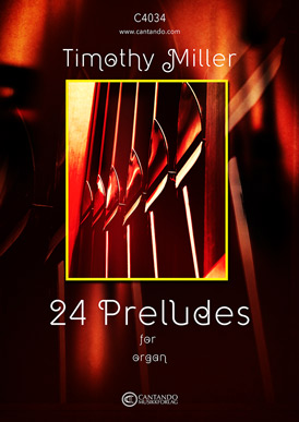 24 Preludes for organ